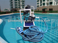 Best matched cleaning system Swimming pool equipment