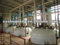 2012 the new technology for peanut oil refinery machinery