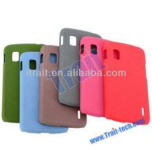 New Quicksand Anti-slip Hard Back Case for LG E960 Google Nexus 4