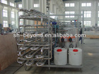uht sterilizer for milk and juice production