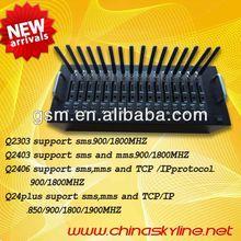 16 Ports USB GSM Modem/3g hsdpa/umts/edge/gprs/gsm wireless usb modem for sending bulk sms
