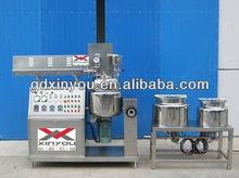 30/50L Hydraulic lifting cream vacuum emulsifying mixer/ vacuum homogenizer for cream(5L-50L)