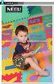Neeu eva esteira/número eva educacional brinquedo da criança