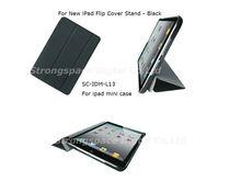 Classic Book Design Folio Leather Case For iPad Mini