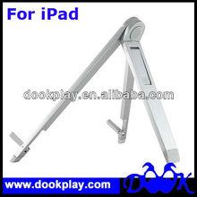 Tripod Holder For iPad swivel Aluminum Stand