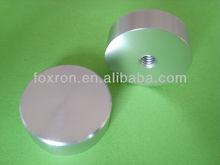 CNC turning aluminum cabinet knob