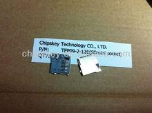 Electronic components TFP09-2-12B(SDmini socket)