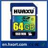 64GB SD card SDXC flash card video camera memory card