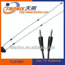 car tv antenna installation /digital car active tv antenna TLG7061 170mhz-240mhz(OEM facotory)