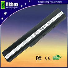 laptop battery for ASUS A52 A52F A52J A52JB A52JK K52f P52JC X52DE X52 A31-K52 A32-K52