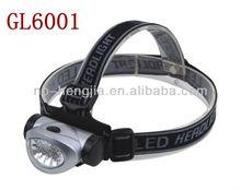8 LED Headlamp / Flashlight with Head Strap