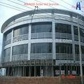 Revestimiento de vinilo exterior revestimiento de la pared/fachada exterior revestimiento de la pared del panel
