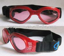 Pet dark glasses AC UV400 UV protection for dogs