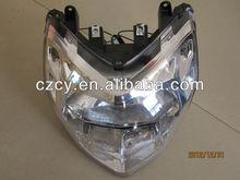bajaj pulsar 135 headlight assey motorcycle spare part