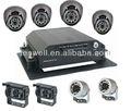 Venta al por mayor de pc - base libre de la cms de software de control remoto de disco duro& sd mdvr/del vehículo dvr