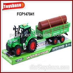 Cheap plastic farm toy tractors