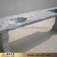Sand Wave Granite Countertop