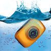 WINAIT DSP Sunplus waterproof digital camera digital with touch screen 5.0 Mega Pixels 2.0'' touch screen