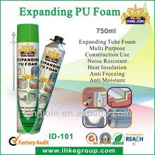 PU Foam Sealant, Expanding PU Foam Sealant