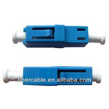 supply good quality fiber optic adaptor lc / simplex single mode adaptor LC