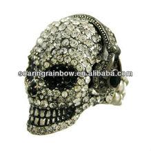 hot sale skull rings for female