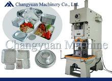 Aluminum Foil Tray Making Machine