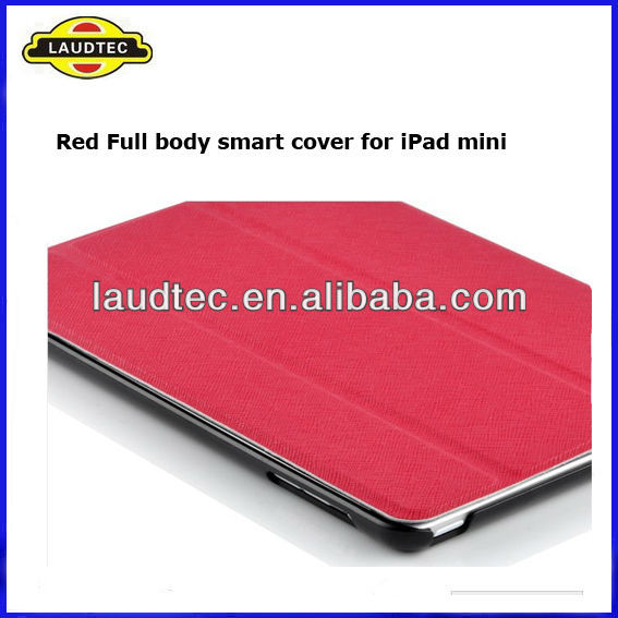 Slim Smart Case Cover Stand Leather for iPad mini 7.9 inch,Magnetic sleep/wake up --Laudtec