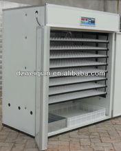 full automatic the incubation/egg hatchery(2000eggs)