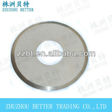 sintered carbide saw blade for cutting paper
