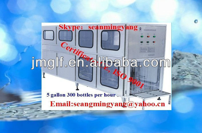 automatic prufication water bottled capping washing filling machinery manufacturer china