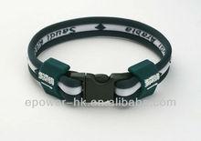 2013 brand new promotion wristband energy band