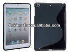 for iPad mini S line styles shape tpu gel skin case