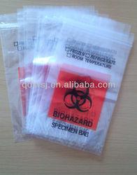 qingdao specimen ziplock bags