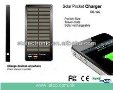 3000mAh Solar Power for iPhone/iPad, Samsung, HTC, Blackberry, mobile phones