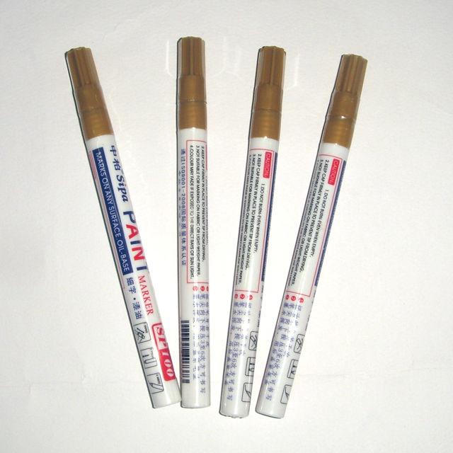 Gold Paint Pen Gold Paint Pen Toyo Sa-101 For
