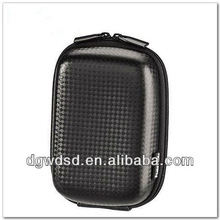 2013 Dongguan Shiny Black Cover&Portable EVA Camera Case