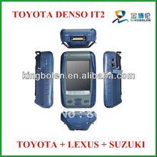 Newest Version 2012/04 Multi-languages Toyota Intelligent Tester Toyota IT2 supporting Suzuki,Toyota and Lexus