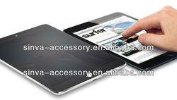 Transparent screen protector for Ipad mini screen protector