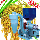 COMBINED RICE MILL Price of Double blower rice mill