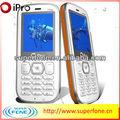 Pulgadas 2.2 ipro la magia de los teléfonos celulares de doble sim doble modo de espera a prueba de agua teléfono ipro
