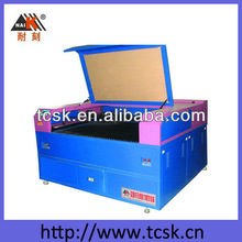 Two heads 3d laser engraving machine for advertisment
