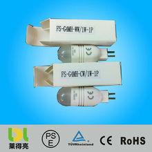 led G9 Phillip bulb 2.5W &CE ROHS