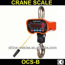 OCS-B compact digital 3000kg/1kg 38mm LED weighing balance