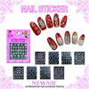 3D Art Nail Sticker&Christmas Nail Sticker