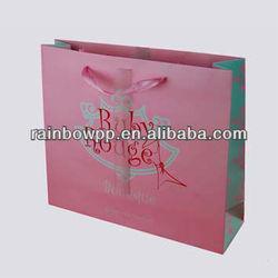 Gem paper bag,jewellery paper bag