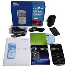 C3 Quad-band GSM mobile phone Full QWERTY keyboard