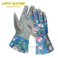Pretty Rose Ladies Gardening Gloves GSL075-4