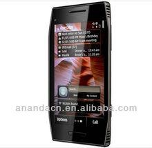 X7-00 original brand new mobile phone 3G GSM phone X7-00 with WIFI GPS 8MP free 8GB microSD card 1 year warranty
