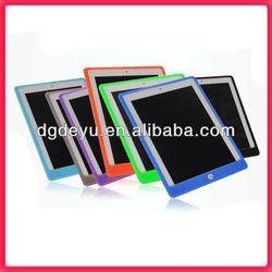 Custom for ipad 2 case silicone