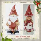 Polyresin garden Gnome and Elf